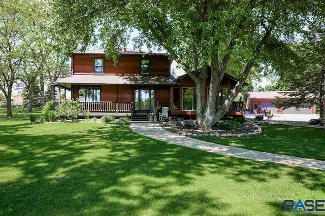 1500 S Perry Pl, Sioux Falls, SD 57110 (MLS #22103447) :: Tyler Goff Group
