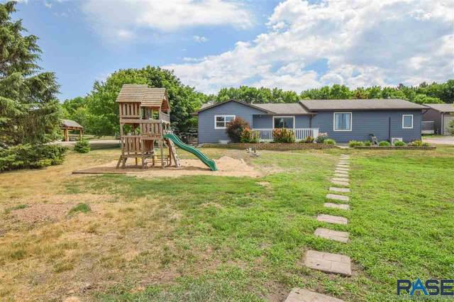 47539 255th St, Renner, SD 57055 (MLS #22103544) :: Tyler Goff Group
