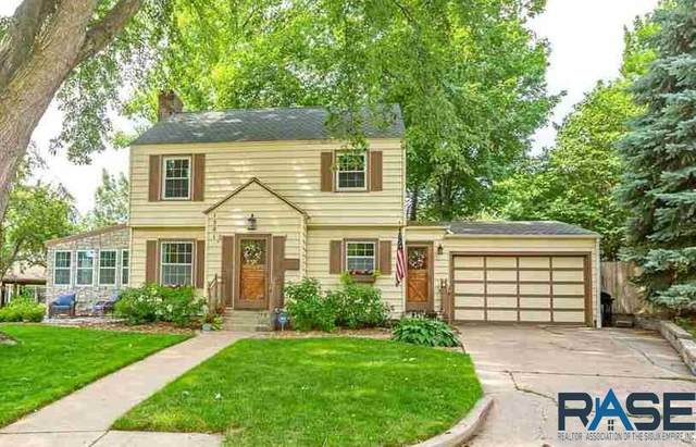1501 S Carter Pl, Sioux Falls, SD 57105 (MLS #22103923) :: Tyler Goff Group