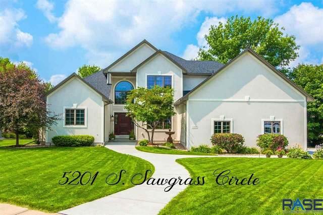 5201 S Sawgrass Cir S S, Sioux Falls, SD 57108 (MLS #22104223) :: Tyler Goff Group