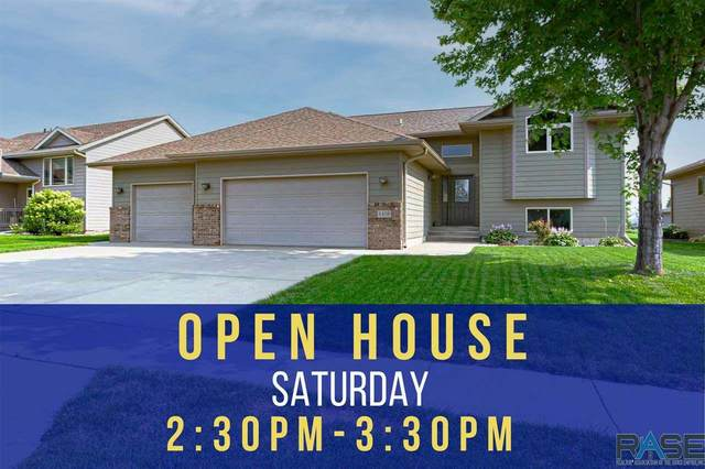 3408 N Orion Dr, Sioux Falls, SD 57107 (MLS #22104268) :: Tyler Goff Group