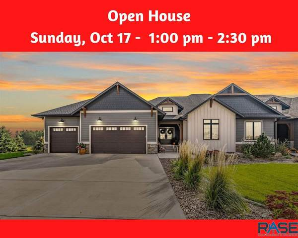 7605 E Donnelly Dr, Sioux Falls, SD 57110 (MLS #22106118) :: Tyler Goff Group