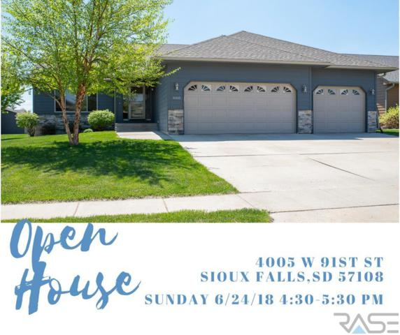 4005 W 91st St, Sioux Falls, SD 57108 (MLS #21802815) :: Tyler Goff Group