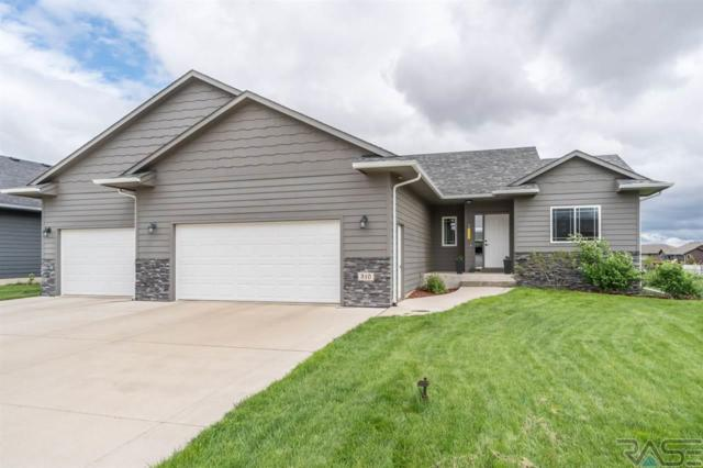 310 Thelma Ave, Harrisburg, SD 57032 (MLS #21904142) :: Tyler Goff Group