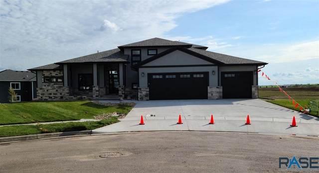9509 W Lakeside Cir, Sioux Falls, SD 57107 (MLS #22001589) :: Tyler Goff Group