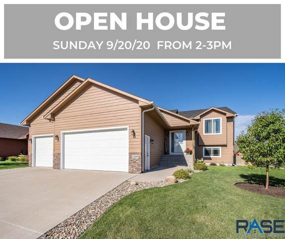 1209 S Keva Ave, Sioux Falls, SD 57106 (MLS #22005222) :: Tyler Goff Group