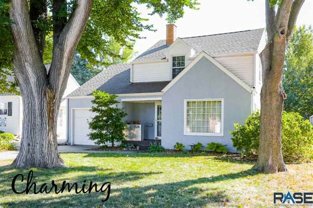2524 S Center Ave, Sioux Falls, SD 57105 (MLS #22005659) :: Tyler Goff Group