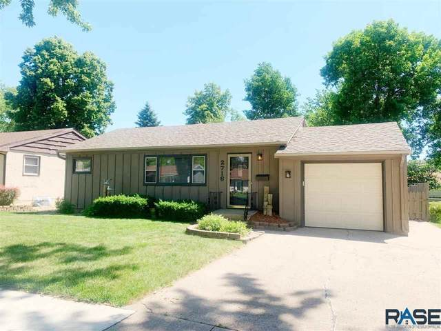 2716 S West Ave, Sioux Falls, SD 57105 (MLS #22103306) :: Tyler Goff Group