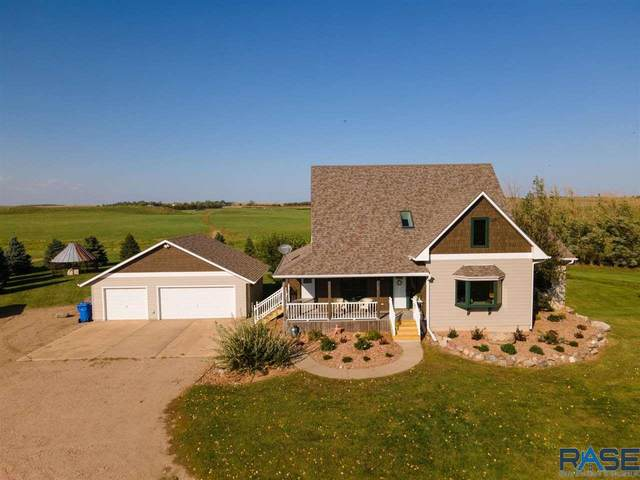 45956 268th St, Chancellor, SD 57015 (MLS #22105692) :: Tyler Goff Group