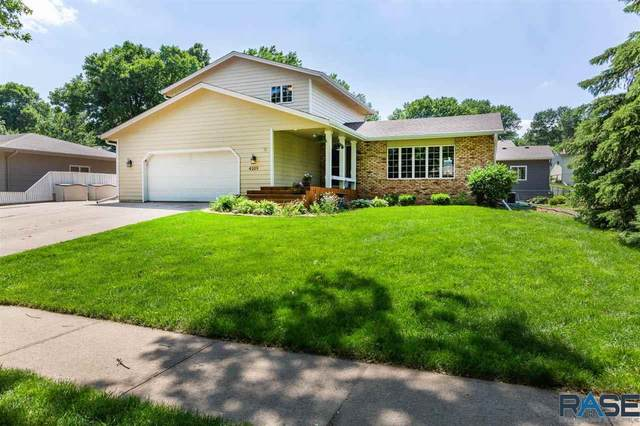 4109 S Teakwood Ave, Sioux Falls, SD 57103 (MLS #22003609) :: Tyler Goff Group
