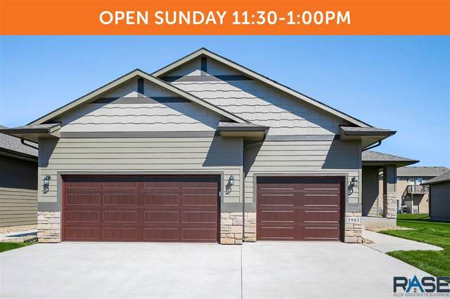 1943 S Sonoma Pl, Sioux Falls, SD 57106 (MLS #22004088) :: Tyler Goff Group
