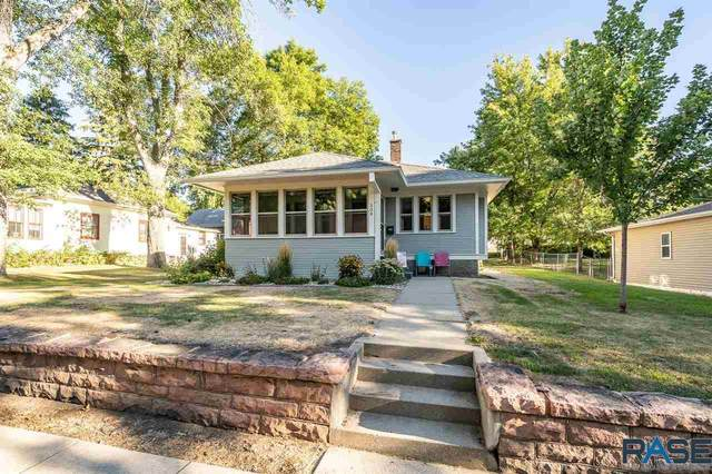 308 E 8th St, Dell Rapids, SD 57022 (MLS #22005514) :: Tyler Goff Group