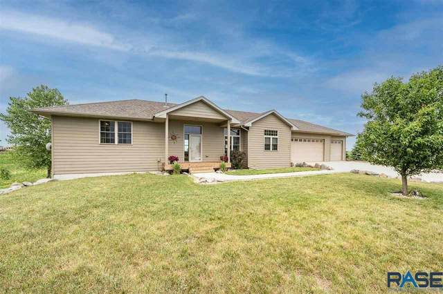 27057 469th Ave, Tea, SD 57064 (MLS #22103263) :: Tyler Goff Group