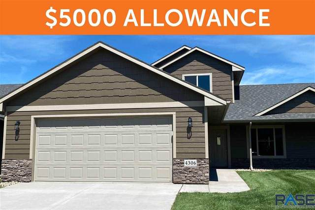 4306 W Kinsley Pl, Sioux Falls, SD 57108 (MLS #22004935) :: Tyler Goff Group