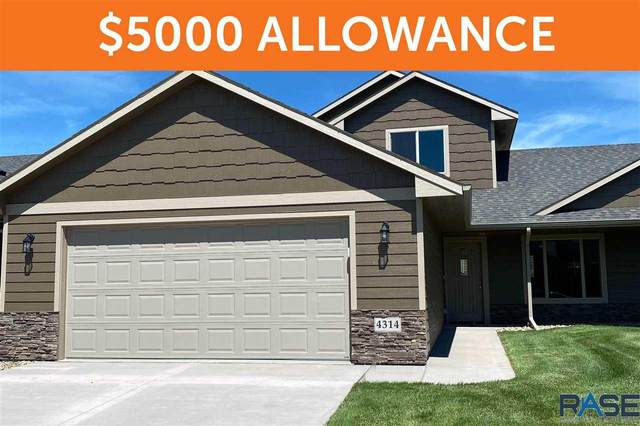 4314 W Kinsley Pl, Sioux Falls, SD 57108 (MLS #22004936) :: Tyler Goff Group