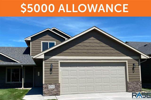 4312 W Kinsley Pl, Sioux Falls, SD 57108 (MLS #22004937) :: Tyler Goff Group