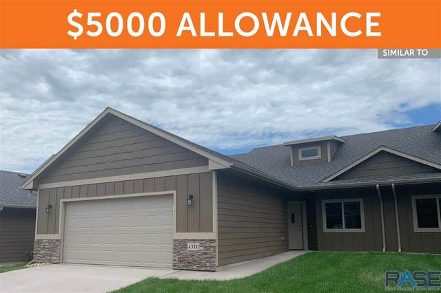 4316 W Kinsley Pl, Sioux Falls, SD 57108 (MLS #22004954) :: Tyler Goff Group