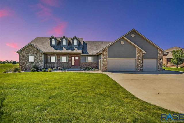 47199 S Clubhouse Rd, Sioux Falls, SD 57108 (MLS #22105454) :: Tyler Goff Group