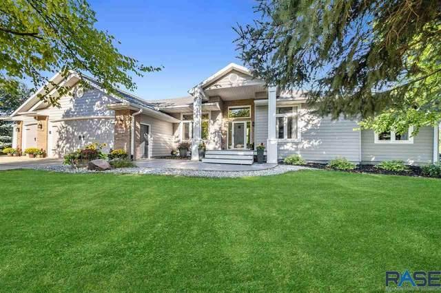 1505 S Sierra Cir, Sioux Falls, SD 57110 (MLS #22004316) :: Tyler Goff Group