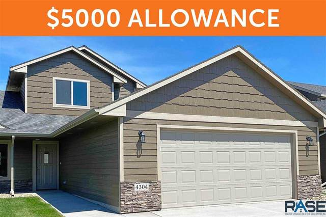 4304 W Kinsley Pl, Sioux Falls, SD 57108 (MLS #22004933) :: Tyler Goff Group