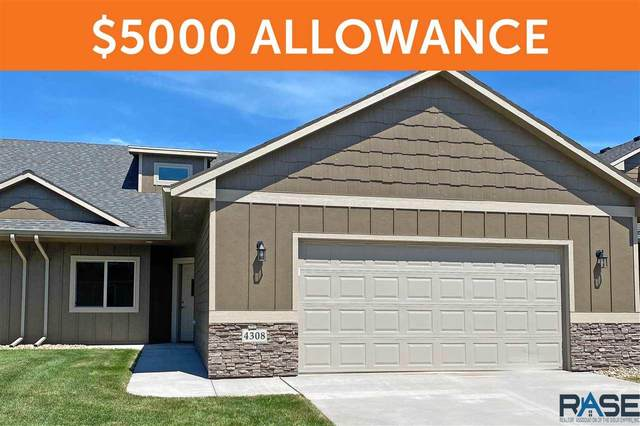 4308 W Kinsley Pl, Sioux Falls, SD 57108 (MLS #22004950) :: Tyler Goff Group