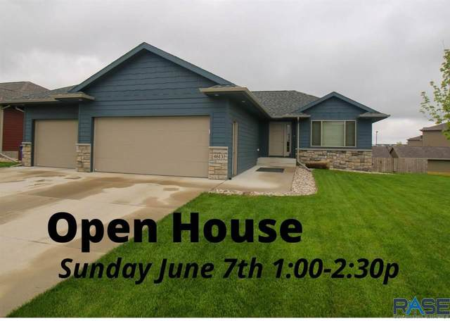 4613 E 53rd St, Sioux Falls, SD 57110 (MLS #22000483) :: Tyler Goff Group