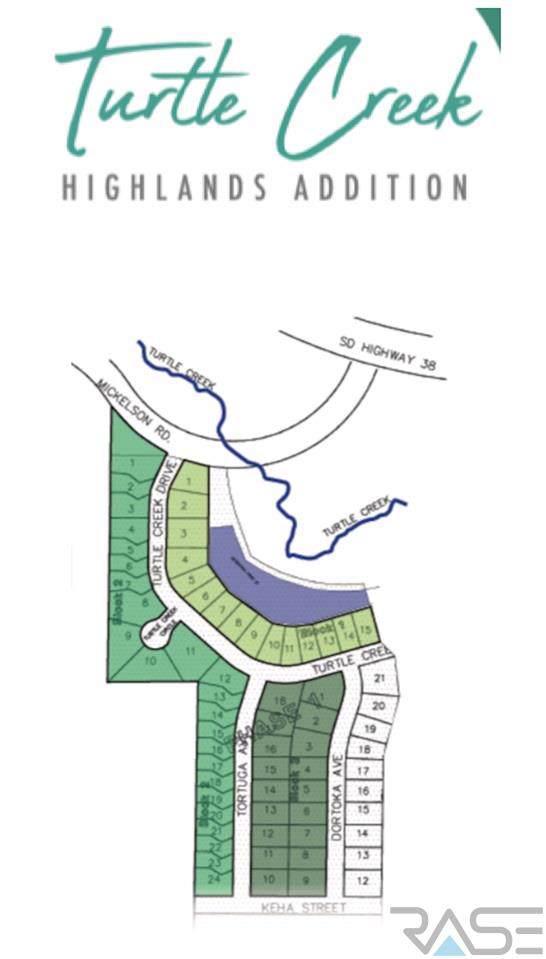 Blk 3 Lt 16 Turtle Creek Dr, Hartford, SD 57033 (MLS #21907338) :: Tyler Goff Group