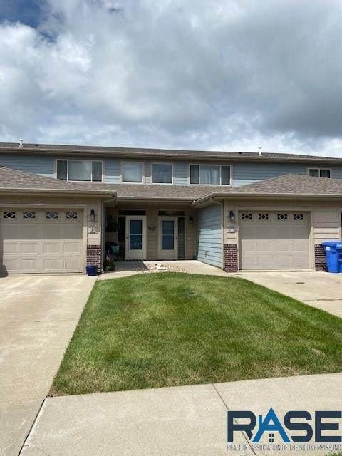 6405 S Santa Rosa Cir C, Sioux Falls, SD 57108 (MLS #22004793) :: Tyler Goff Group