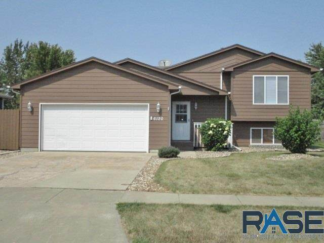 6120 W 66th St, Sioux Falls, SD 57106 (MLS #22005412) :: Tyler Goff Group