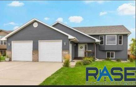 606 Falcon Ave, Harrisburg, SD 57032 (MLS #22102786) :: Tyler Goff Group