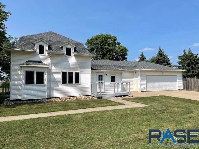 110 S 1st St, Beresford, SD 57004 (MLS #22104555) :: Tyler Goff Group