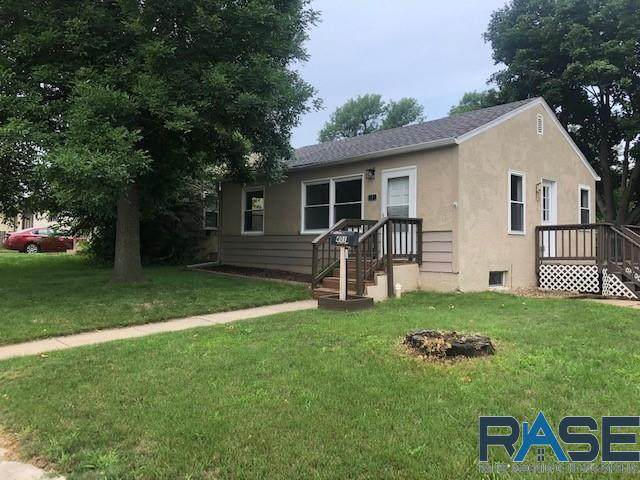 401 S Omaha Ave, Sioux Falls, SD 57103 (MLS #22105877) :: Tyler Goff Group