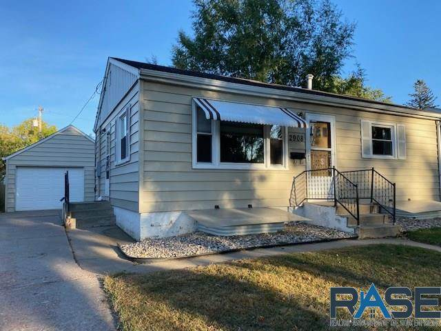 2908 S Glendale Ave, Sioux Falls, SD 57105 (MLS #22006284) :: Tyler Goff Group
