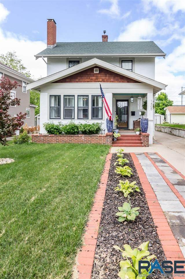 1405 S Dakota Ave, Sioux Falls, SD 57105 (MLS #22102853) :: Tyler Goff Group