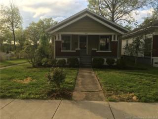 2031 Depauw Avenue, New Albany, IN 47150 (MLS #201706089) :: The Paxton Group at Keller Williams