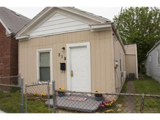 318 Green Street, New Albany, IN 47150 (MLS #201706109) :: The Paxton Group at Keller Williams