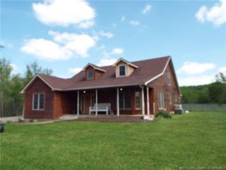1861 W County Line Road, Underwood, IN 47177 (MLS #201706152) :: The Paxton Group at Keller Williams