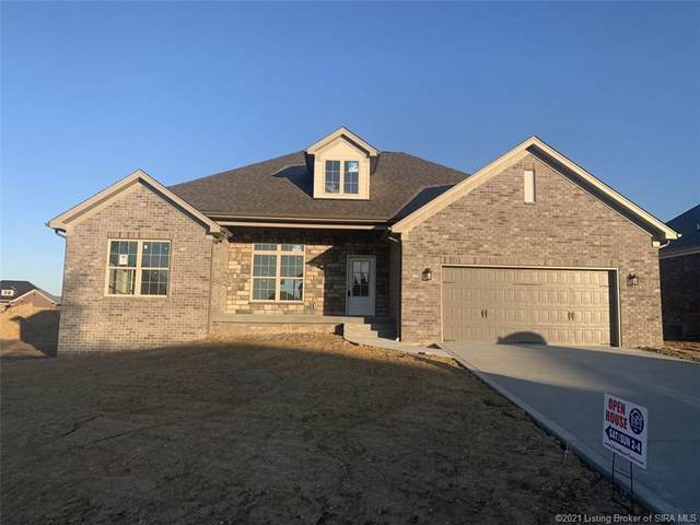 1732 Champions Pointe Parkway N Lot 49, Henryville, IN 47126 (#202105066) :: The Stiller Group