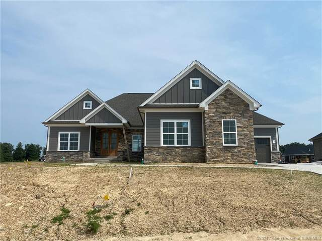 2114 Augusta Way Lot 162, Henryville, IN 47126 (MLS #202105650) :: The Paxton Group at Keller Williams Realty Consultants