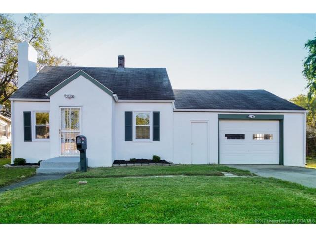 1142 S Sherwood Avenue, Clarksville, IN 47129 (MLS #2017010100) :: The Paxton Group at Keller Williams