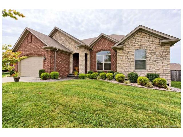 1115 Frontier Trail, Greenville, IN 47124 (MLS #2017010115) :: The Paxton Group at Keller Williams