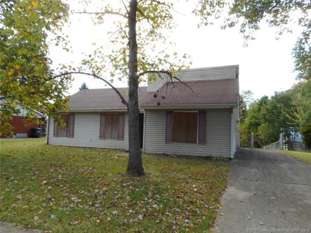 2003 Cardinal, Jeffersonville, IN 47130 (MLS #2017010230) :: The Paxton Group at Keller Williams