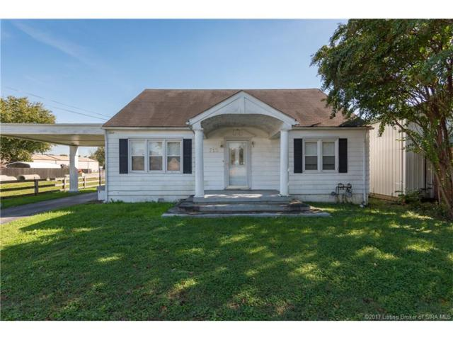 718 Providence Way, Clarksville, IN 47129 (MLS #2017010245) :: The Paxton Group at Keller Williams