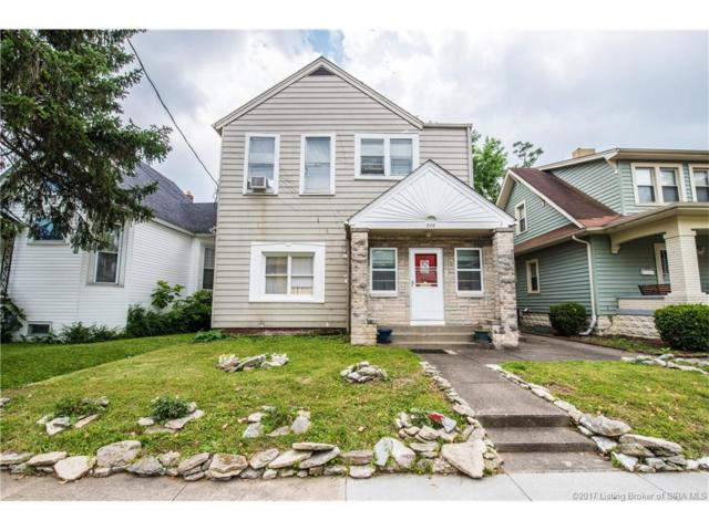 226 E Maple, Jeffersonville, IN 47130 (MLS #2017010252) :: The Paxton Group at Keller Williams