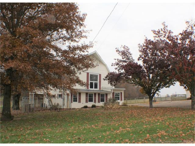 11045 Farmers Lane NE, Greenville, IN 47124 (MLS #2017010704) :: The Paxton Group at Keller Williams