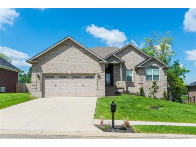 1005 Heritage Way, Greenville, IN 47124 (MLS #201706151) :: The Paxton Group at Keller Williams