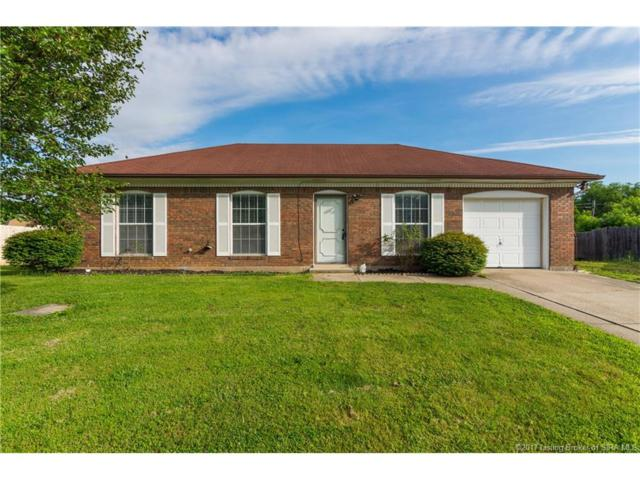 2515 Bishop Circle, Jeffersonville, IN 47130 (MLS #201706978) :: The Paxton Group at Keller Williams