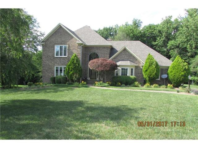 7104 Anglers Cove, Georgetown, IN 47122 (MLS #201707132) :: The Paxton Group at Keller Williams