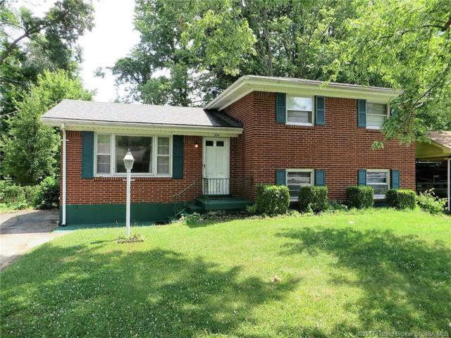 214 Portage Trail, Jeffersonville, IN 47130 (MLS #201707286) :: The Paxton Group at Keller Williams