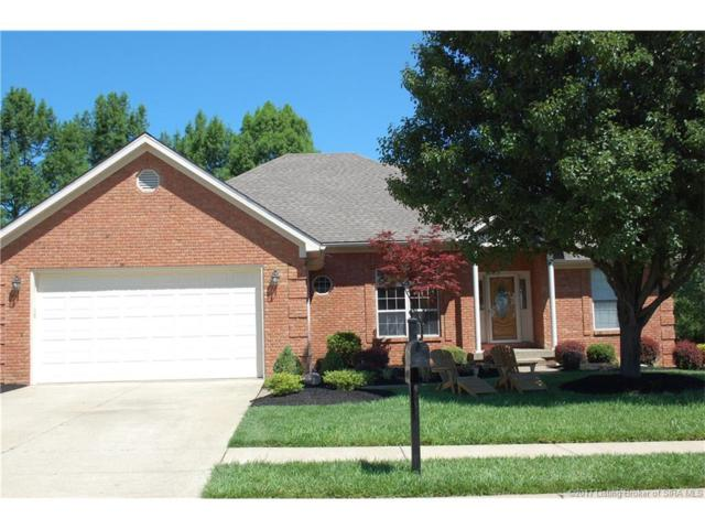 6409 Whispering Oaks Drive, Charlestown, IN 47111 (MLS #201707446) :: The Paxton Group at Keller Williams